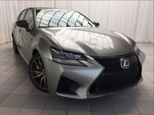 2017 Lexus GS F High Performance Luxury: 2 Sets of Tires.