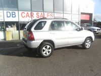 2010 59 KIA SPORTAGE 2.0 XE 5D 140 BHP **** GUARANTEED FINANCE **** PART EX WELCOME