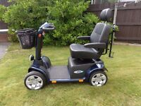 ULTRA GLIDE SX MOBILITY SCOOTER