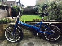 Apollo Tuck Folding Bike
