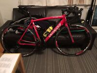 Specialized Road bike size M 105 Full