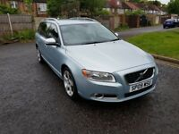 2009 Volvo V70 2.0 D R-Design (Premium Pack) 5dr Manual @07445775115 Warranty+Leather+Electric+Seats
