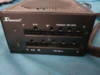 Seasonic 620 watt M12II modular PSU