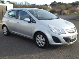 2012 VAUXHALL CORSA 1.3 CDTi 16v ( 95ps ) ECO.. ZERO TAX.. **54,000 MILES ONLY** £3895