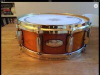 Pearl Masterworks Maple Custom Snare drum
