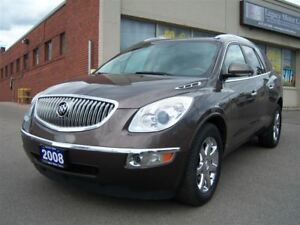 2008 Buick Enclave CXL AWD Dual Roof/Navi/DVD/Leather/7-Pass