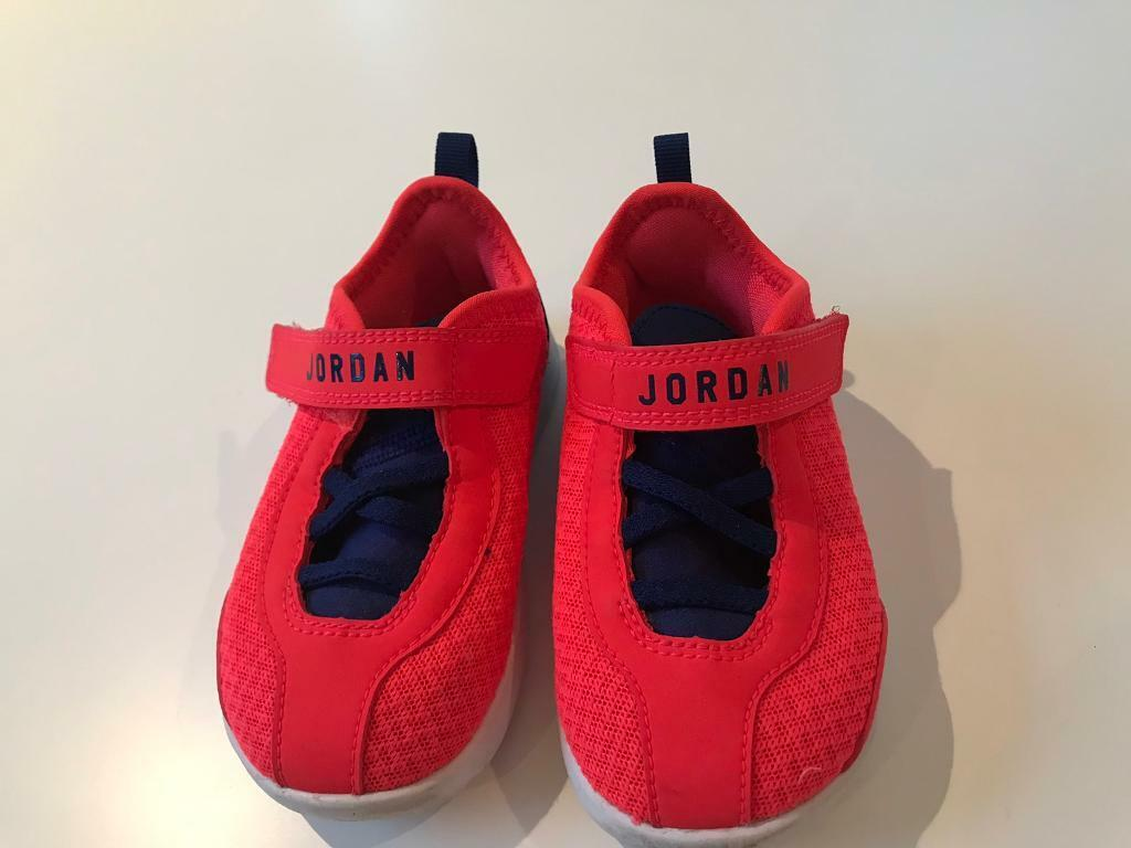 online retailer e68bd 92c42 Jordan Children's Trainers - Size UK 6.5 | in Hillsborough, County Down |  Gumtree