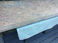 3 x granite worktops