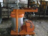 orwak 5030 waste compactor baler