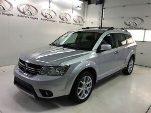 2014 Dodge Journey R/T/ AWD / LEATHER / REMOTE START/ HEATED SEA