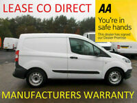 Ford, TRANSIT COURIER, Panel Van, 2018, Manual, 999 (cc)