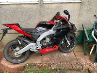 Aprillia RS4 125
