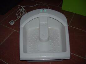 Foot Massage Bath
