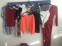 Size 10 bundle ladies clothing