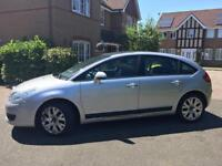 Citroen C4 Cachet, 1.6 hdi, 2009 plate, 61000 miles only