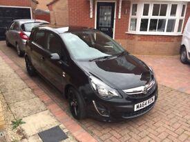 Vauxhall Corsa SXI Limited Edition