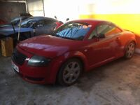 AUDI TT 225 BAM ******BREAKING ALL PARTS FOR SALE*****LY3C***