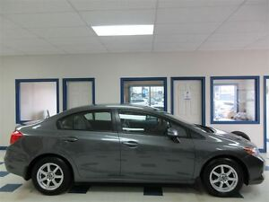 2012 Honda Civic LX 5 VITESSE BLUETHOOTH FULL ÉQUIPE 77100 KM !