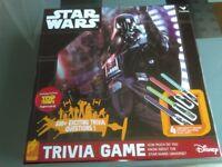 NEW - STAR WARS TRIVIA GAME