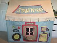 Play tent - garage