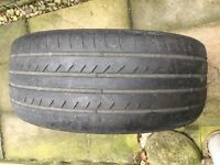 Part Worn Branded Tyres (6) 225 45 ZR17 - Price Reduced