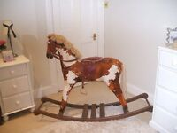 Rocking Horse. Great for Christmas