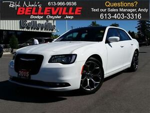 2015 Chrysler 300 300S-Added Safety Features!