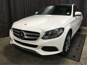 2016 Mercedes-Benz C-Class C300 *All-Wheel-Drive* *Leather* *Tur