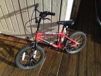 Flite Krusher kids bike (fixer upper)