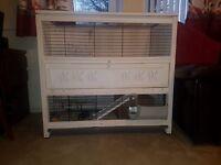 Lovely Ferplast Cage for Rabbit/Guinea Pig