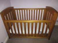 Boori Country collection cotbed - Heritage Teak