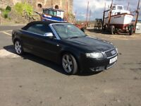 AUDI A4 CABRIOLET 1.8 T SPORT