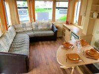 Cheap static caravan on Newquay Holiday Park Cornwall close to beaches. Finance from £1500 deposit.