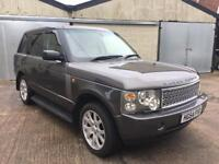 2004 54 Land Rover Range Rover 3.0 TD6 Vogue, Huge spec, Low Miles, Superb condition