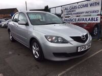 Mazda 3. Sale/Finance Forth Carz NO DEPOSIT REQUIRED
