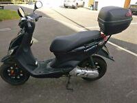 Yamaha Neo Easy 50cc Moped