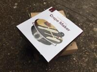 New Crepes Machine, in Box