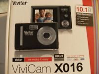 VIVITAR VIVICAM X016 (Brand New & Boxed)
