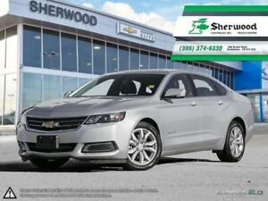 2017 Chevrolet Impala LT Only 12, 000KMS!!