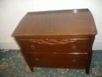 Wooden Chest of Drawers 62/9/18