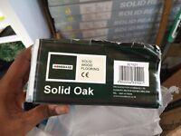 Solid Oat - Floor Boards