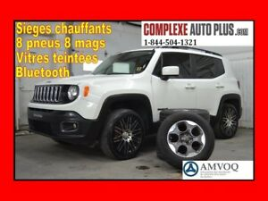 2015 Jeep Renegade North 4x4 AWD *8 pneus/8 mags, Fogs, Mags DAI