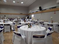 Wedding decorations for hire