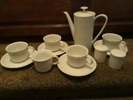 Coffee set immaculate