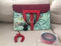 Togo Leather Halzan handbag