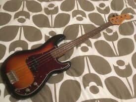 Squier Classic Vibe 60s Precision Bass