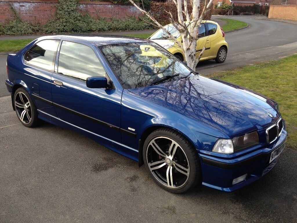 1999 bmw e36 318ti 3 series compact sport 66k miles in york north yorkshire gumtree. Black Bedroom Furniture Sets. Home Design Ideas