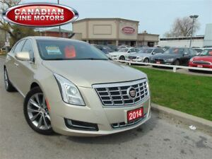 2014 Cadillac XTS PREM PKG-LEATHER- ONE OWNER