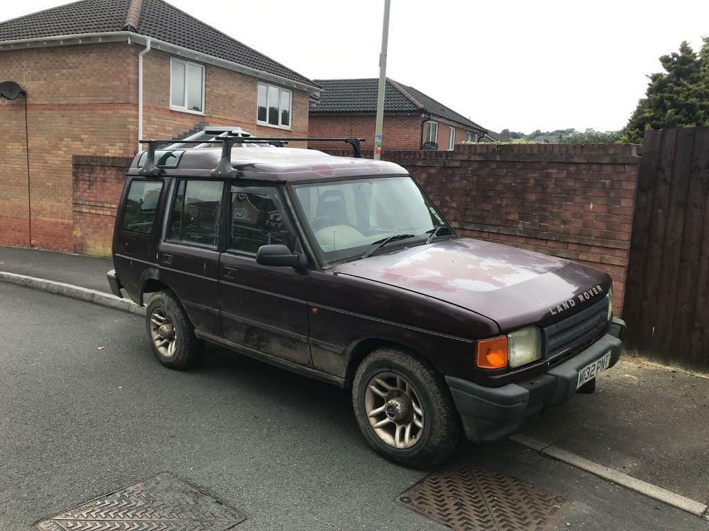 Land Rover Discovery 300 TDI Manual 1995 M Reg Spares or Repair