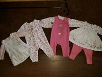 baby girls clothes 3-6months